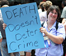 Death Penalty Does Not Deter Crime