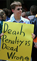 The Death Penalty is Dead Wrong
